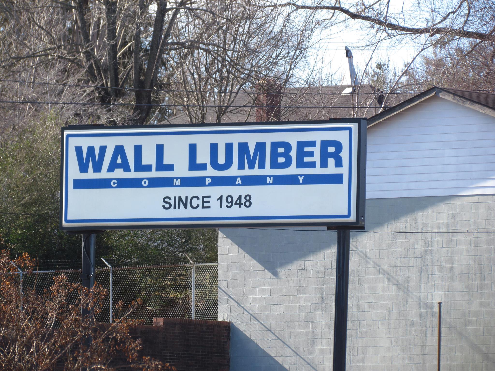 Wall Lumber Company